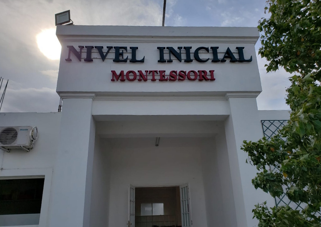 Ingreso Saint Paul Nivel Inicial Montessori